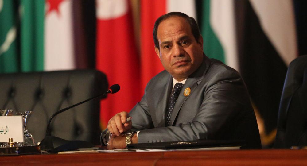 埃及总统阿卜杜勒-法塔赫·塞西