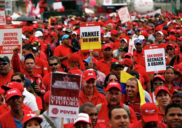 委内瑞拉收集了超过500万签名反对美国紧急法令