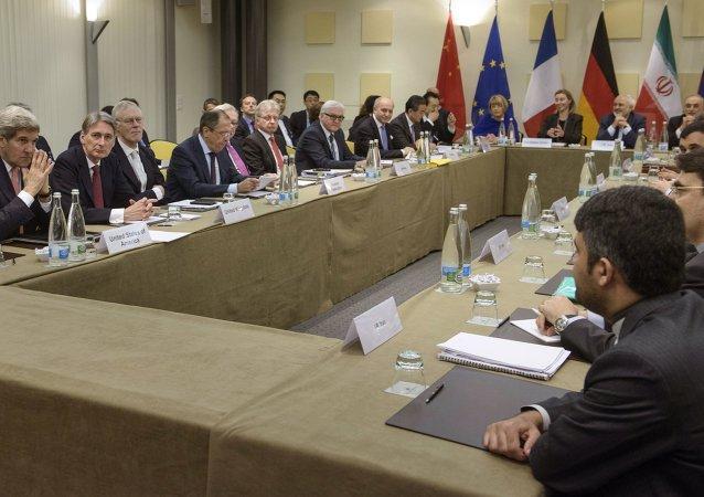 伊核问题六国外长于洛桑结束了协调会议