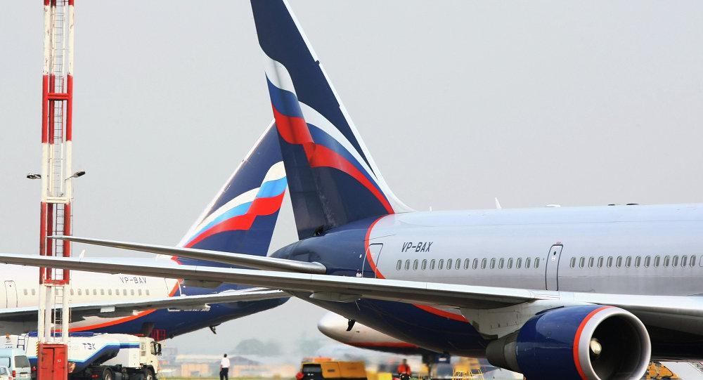 """中国工商银行董事长姜建清与俄罗斯国家交通运输租赁公司(以下简称""""俄交运租赁"""")总裁谢尔盖•赫拉马金于2014年10月签署了融资合作协议。 消息称:""""俄交运租赁向俄航交付了首架波音777-300ER飞机。飞机供应在落实所签署协议的框架下进行,该协议规定,2015年上半年向航空公司租赁三架波音777-300ER飞机。"""" 俄交运租赁已与中国工行相关部门在向俄最大航空公司供应飞机的融资项目中有过合作经验。此前,在与工银金融租赁公司合作的框架下,俄交运租赁子"""