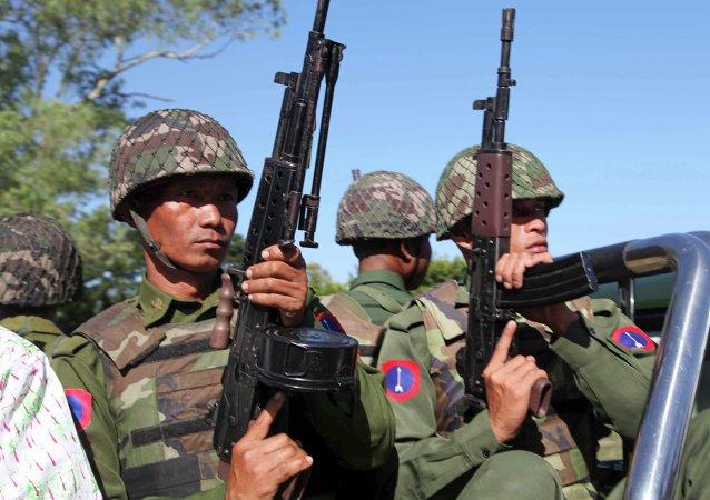 媒体:缅甸再有炮弹落入云南 5 人受伤