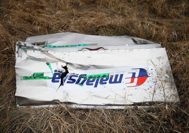 俄侦委:荷兰拒绝与俄分享马航MH17空难调查信息
