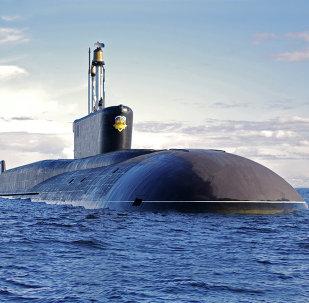 """""""北风之神""""核潜艇"""