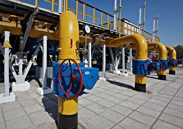 天然氣壓縮機站/烏克蘭/