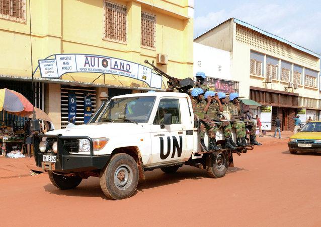 班吉,中非共和国首都