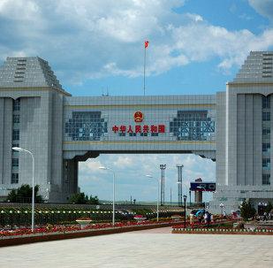 滿洲里口岸前七個月對俄輕工產品出口同比增長11%