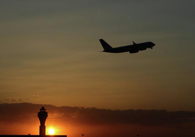 俄罗斯第二架撤侨飞机已自萨那机场起飞