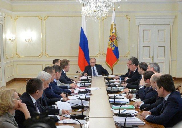 普京22日将就2016年国家预算编制召开会议