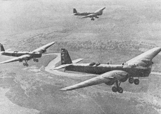 苏联飞行员参与反日作战