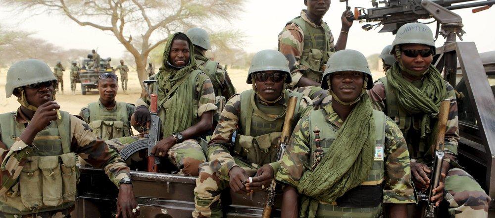 尼日利亚政府军