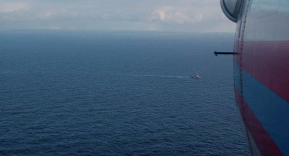 """俄紧急情况部: """"远东""""号沉船67名船员身份确定"""