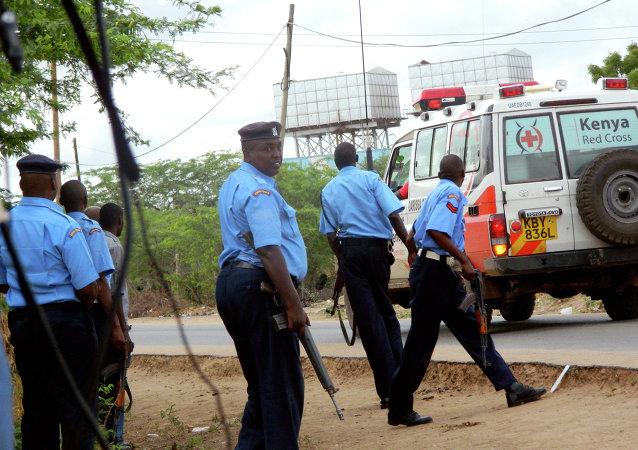 一伙不明人员袭击肯尼亚一购物中心 5人受伤 1名意大利女性被绑架