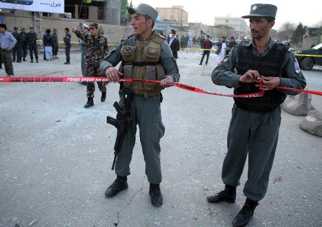 阿富汗警察局被袭 数人牺牲数十人受伤
