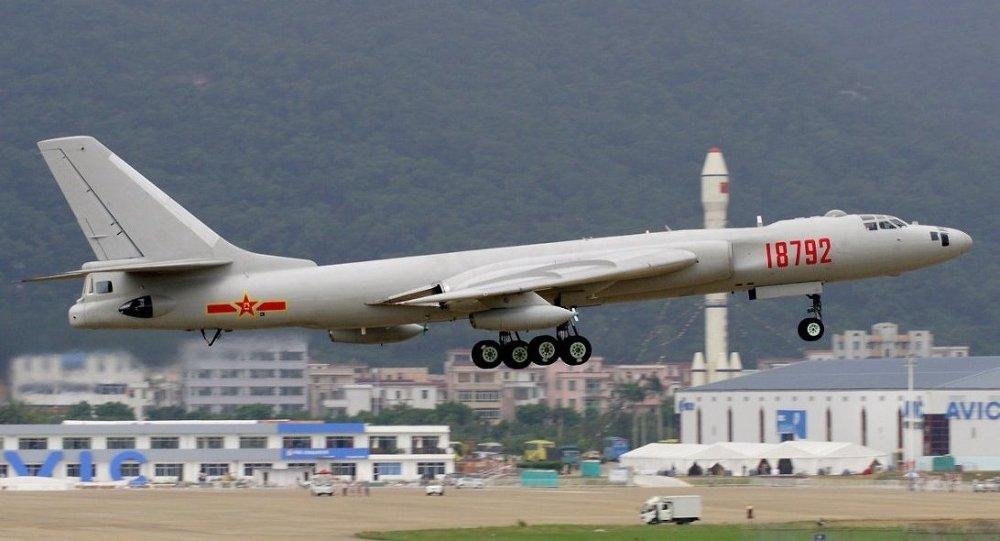 轰-6轰炸机