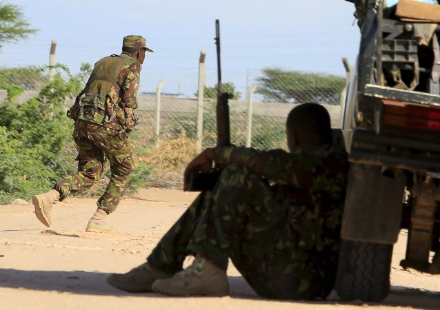 肯尼亚一所大学遭到袭击 致70死 近80伤