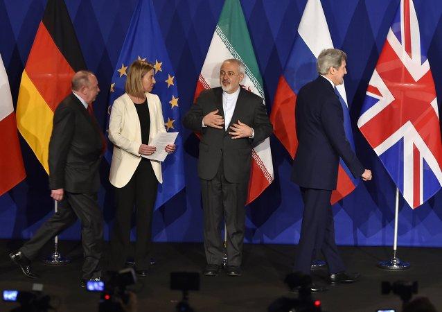 伊朗核谈判达成框架协议