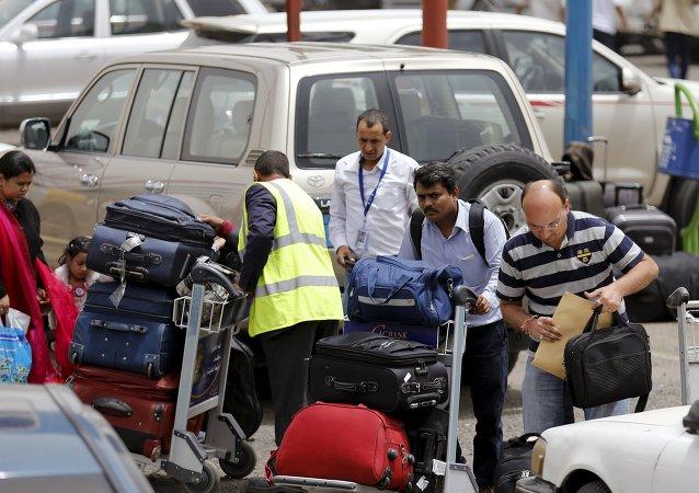 中印将帮助斯里兰卡从也门撤侨