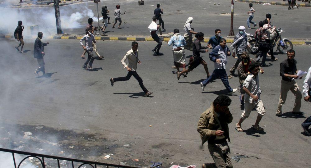 媒体:也门胡塞武装在联军空袭后已从该国南部的总统府撤出