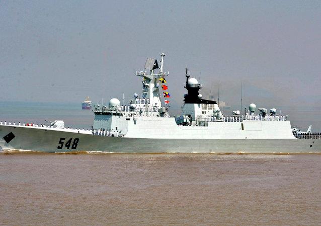 中国政府正在搜寻肇事逃逸船只