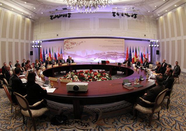 伊朗与伊核问题调停六方注定成功
