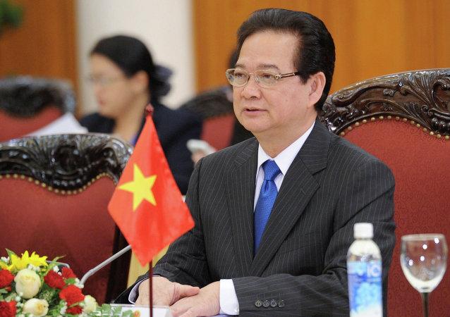 越南总理阮晋勇