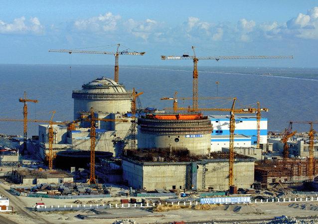 俄中計劃起草建設田灣核電站兩個新機組的文件