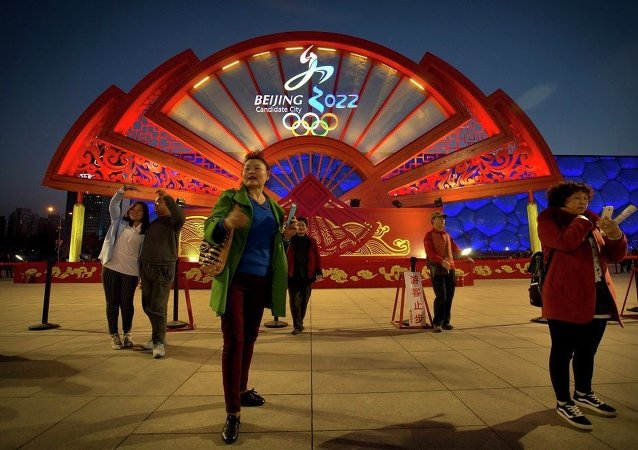 北京承诺举办2022年冬奥会