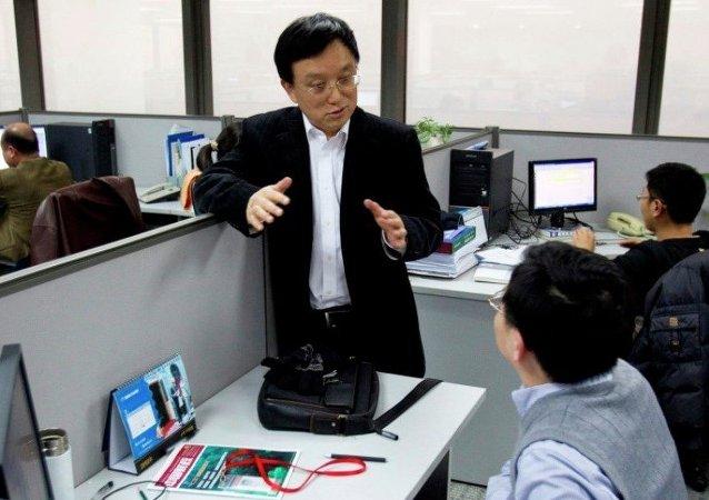 中国国际评级机构大公国际信用评级集团董事长关建中