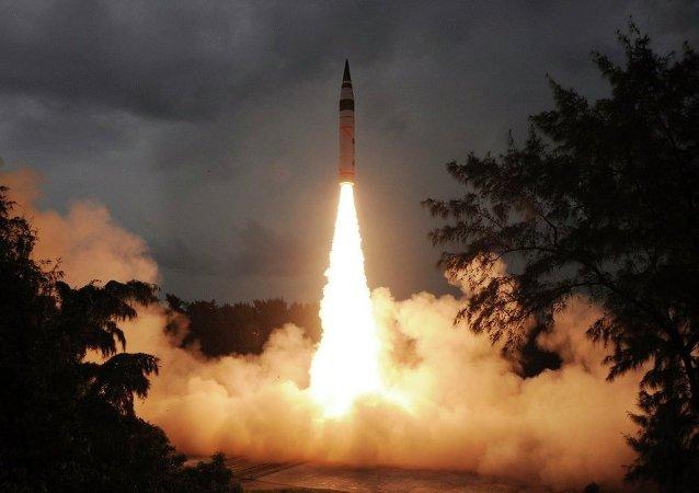 印度成功試射射程超400千米的「布拉莫斯