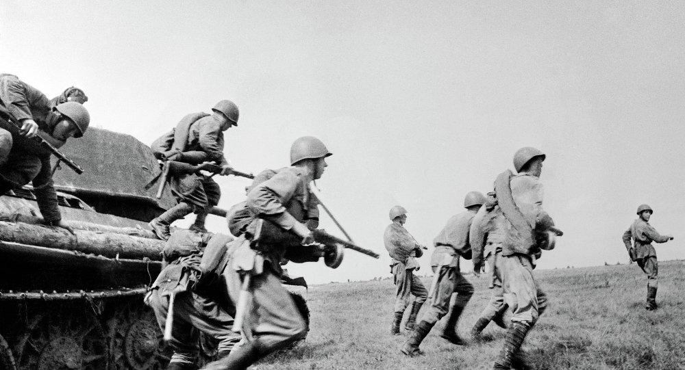 俄中苏军烈士遗骸先期搜寻队完成搜寻工作