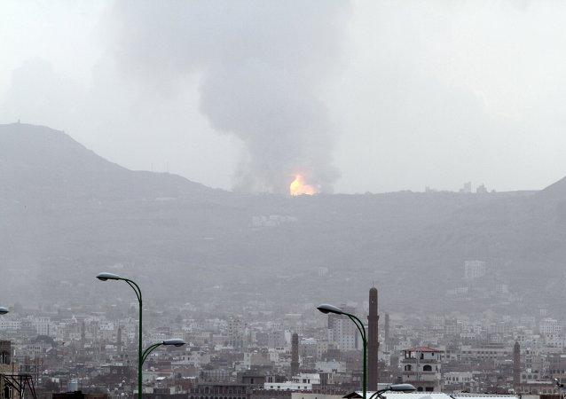 俄驻联合国副代表:安理会继续讨论俄关于也门局势决议草案