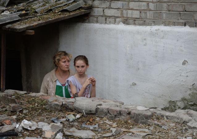 联合国:乌克兰东部冲突导致150万人挨饿
