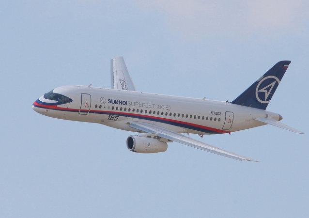联合航空制造公司:俄罗斯将向越南市场出口苏霍伊超级喷气机-100