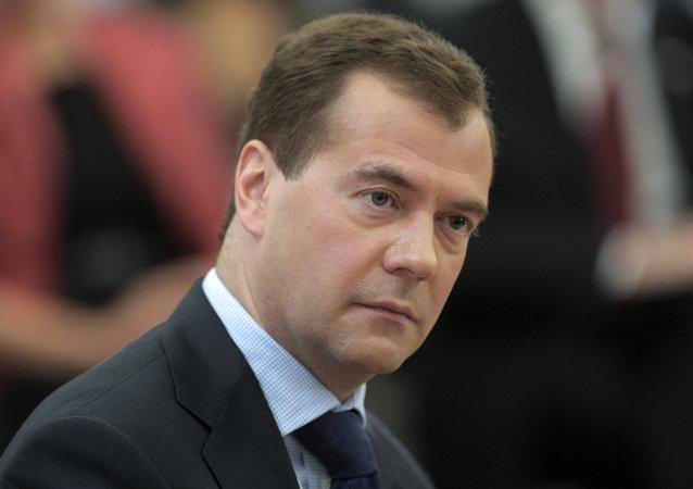 俄总理签署有关国家采购的新政令