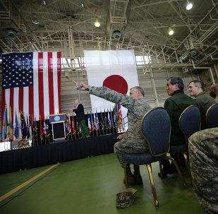 日美軍事合作