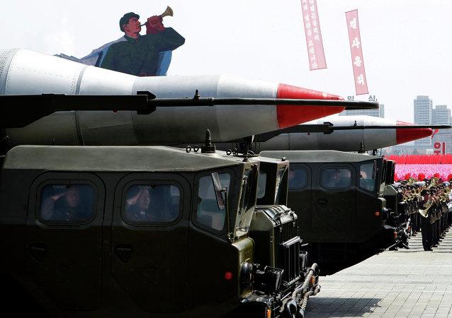 朝鲜威胁美韩将采取先发制人核打击