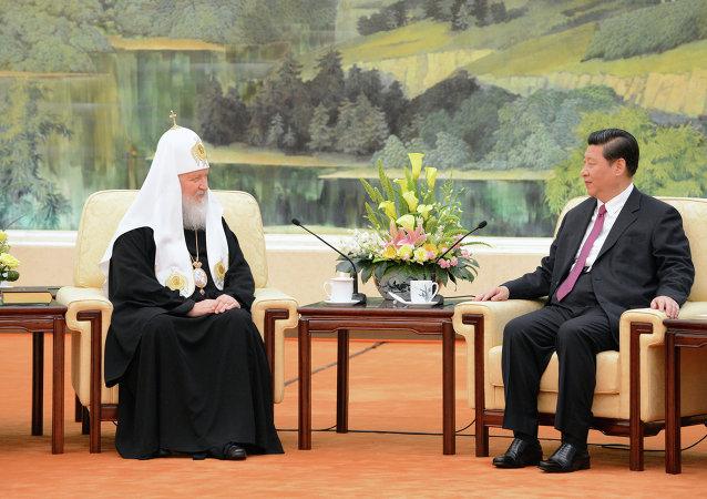 莫斯科东正教宗主教区在中国社交网络上刊登宗主教著作