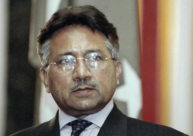 巴基斯坦前总统穆沙拉夫