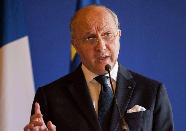 法国外长:欧盟贸易协定未充分考虑欧洲利益