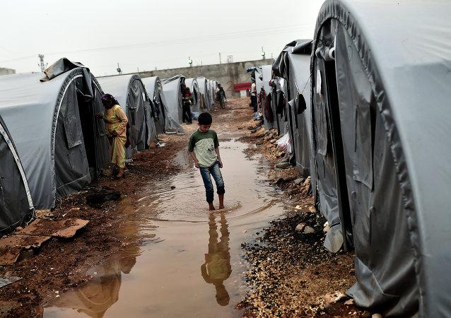联合国教科文组织:武力冲突使得36%的儿童无法上学