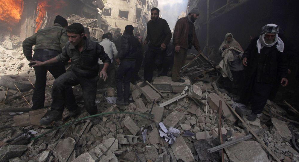 俄国防部:轰炸主权国家无助于解决与恐怖主义相关的问题