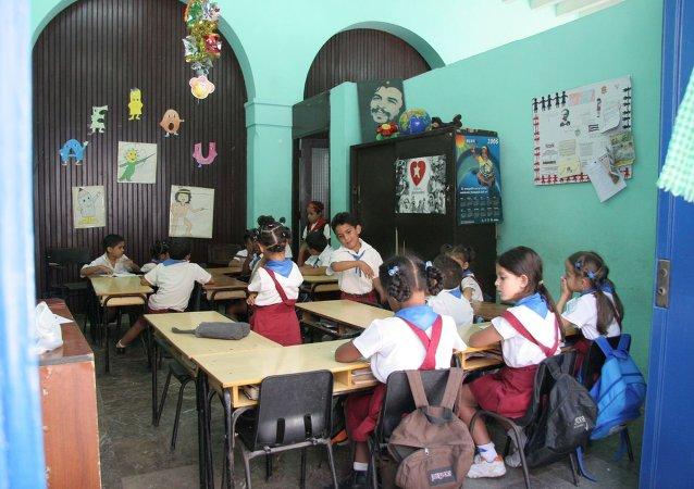 报告:仅三分之一的国家实现了全球教育目标