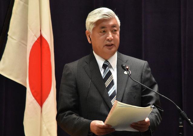 日本防卫大臣中谷元