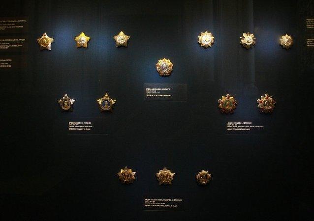 苏联第二次世界大战勋章和奖章