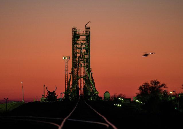 拜科努尔航天发射场