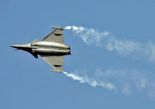 """印度将从法国购买36架""""阵风""""战机"""