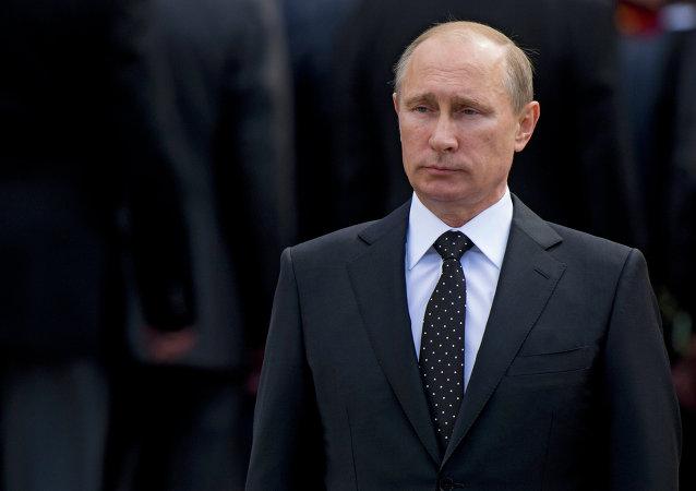 普京在《时代》杂志世界最具影响力人物评选中居所有世界领导人之首