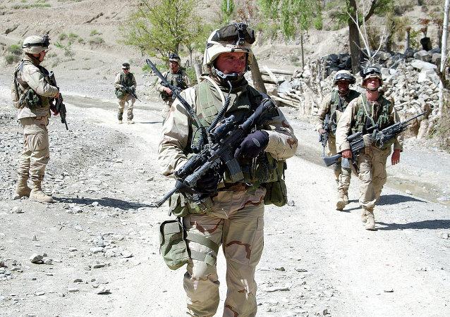 ISAF指挥官:美国和北约希望保持在阿富汗的军事存在