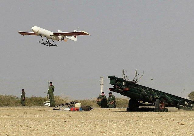 伊朗无人机