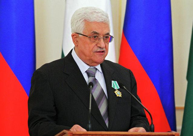 阿巴斯将在哈马斯同意后立即公布巴勒斯坦选举日期